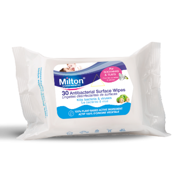 Milton Wipes