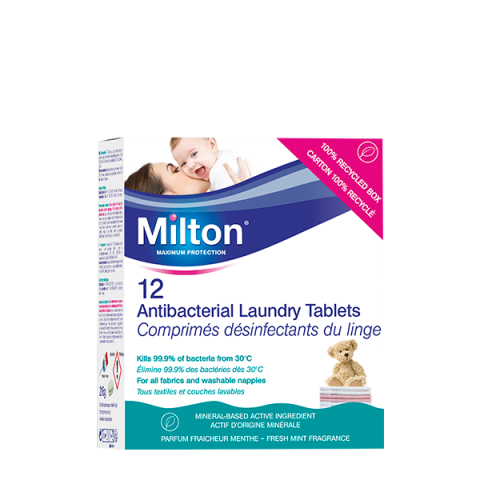 Antibacterial Laundry Tablets